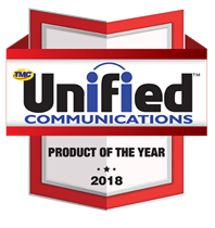 TMC Unified Communications Product of the Year 2018