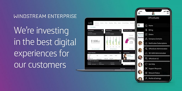 Windstream Enterprise is investing in the best digital experiences for our customers