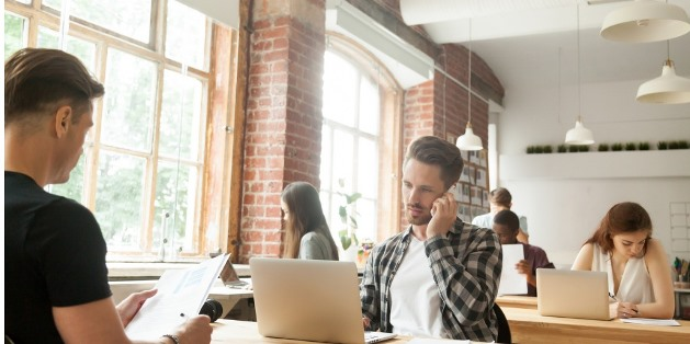 Consumerization of the workplace, employees using workforce collaboration tools and applications.