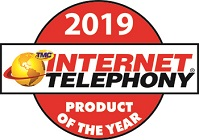 2019 INTERNET TELEPHONY DDoS Mitigation Product of the Year Award
