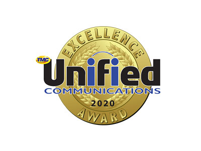 2020 INTERNET TELEPHONY Unified Communications Excellence Award: OfficeSuite UC®