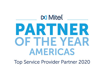 2020 Mitel Partner of the Year Americas