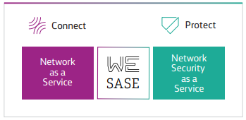 SASE Connect Protect graphic