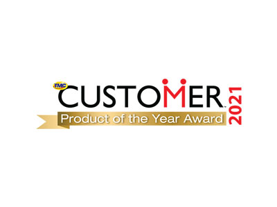 2021 TMC Product of the Year Award: Contact Center as a Service (CCaaS)
