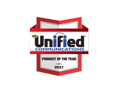 2021 TMCnet Unified Communications Product of the Year: OfficeSuite UC® with HD Meeting®